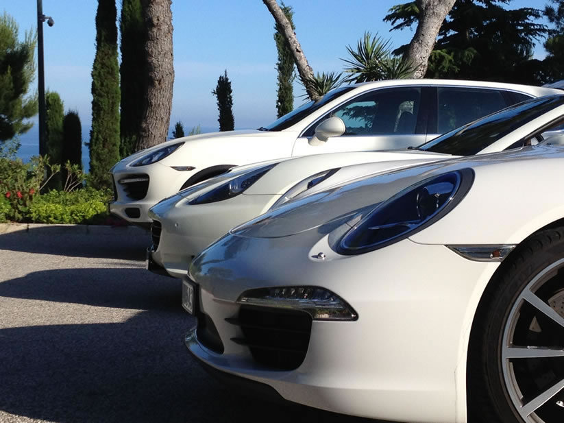 Rent Luxury car on the french riviera